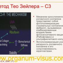 Каспарова Е.А. Современные технологии в диагностике и лечении кератоконуса (Keratoconus). Офтальмологический портал Орган зрения www.organum-visus.com