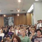 Ставший традиционным мастер-класс ЭСАР «Занимательная аккомодология» проведен 28 мая в Санкт-Петербурге в рамках конгресса «Белые ночи-2014». Зал снова не смог вместить всех желающих.